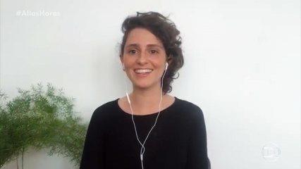 Carol Duarte fala sobre seu trabalho em A Força do Querer