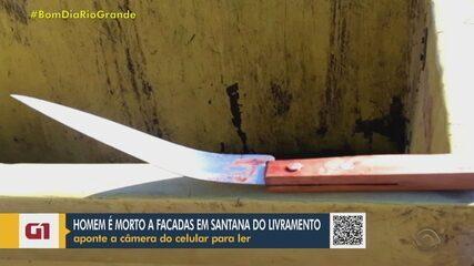 Homem é morto a facadas em Santana do Livramento