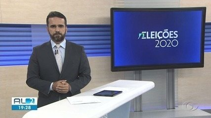 Veja como foi a agenda dos candidatos a prefeito de Maceió nesta segunda (19)