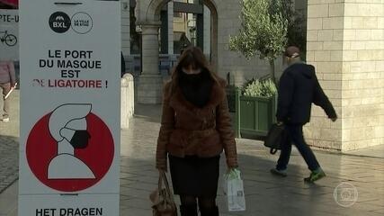 Pandemia volta a crescer na Europa e países tomam novas medidas de contenção