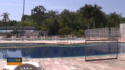 Decreto mantém interdição de piscinas em clubes de Londrina