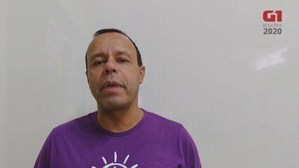 Professor Ronaldo Mota fala de suas propostas para a agricultura familiar em São Carlos