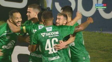 Os melhores momentos de Ponte Preta 0 x 5 Chapecoense, pela 17ª rodada da Série B