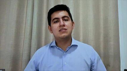 Aécio Rodrigues fala sobre projeto para a área do transporte em Cuiabá