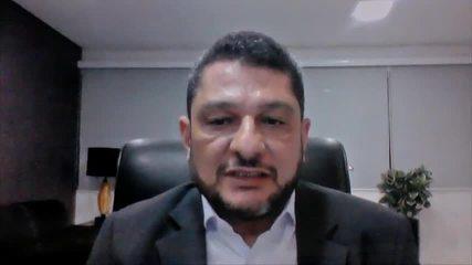 Julier Sebastião fala sobre projeto para o transporte em Cuiabá