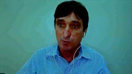 Vander Masson diz sobre projeto para a infraestrutura de Tangará da Serra