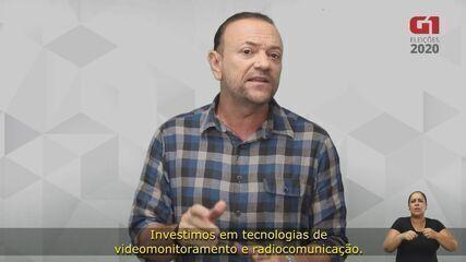 Edinho Silva (PT) fala de suas propostas para a segurança em Araraquara