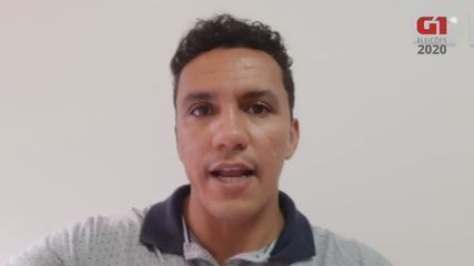 Rodrigo Ribeiro (PRTB) fala de suas propostas para a segurança em Araraquara