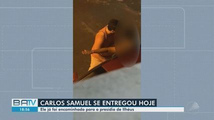 Homem suspeito de agredir mulher com socos em Ilhéus se entrega a polícia