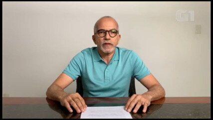 Candidato Edvaldo fala sobre o tema educação