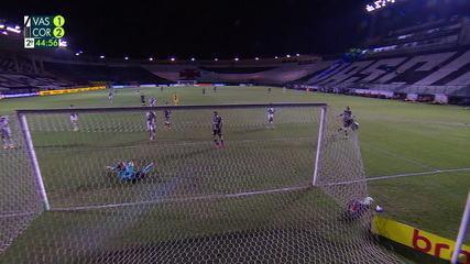 Melhores momentos: Vasco 1 x 2 Corinthians pela 18ª rodada do Brasileirão