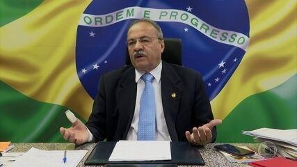 Investigações apontam que Chico Rodrigues chefiava esquema que desviava recursos