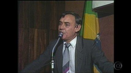Senador Arolde de Oliveira morre de Covid-19, aos 83 anos