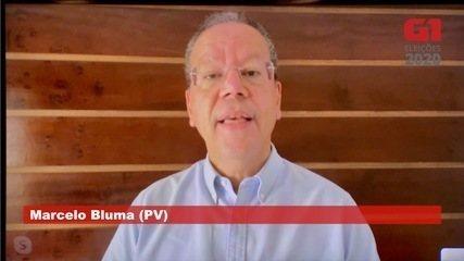 Marcelo Bluma (PV) fala sobre habitação em Campo Grande