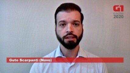 Guto Scarpanti (Novo) fala sobre habitação em Campo Grande