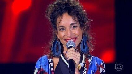 """Litieh canta """"O Vendedor de Caranguejo"""""""