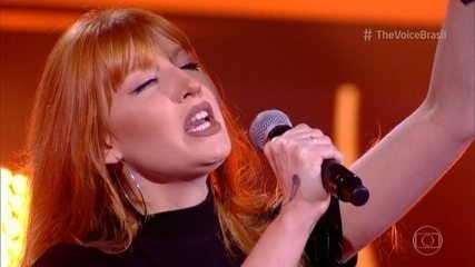 """Daphne canta """"Dog Days Are Over"""""""