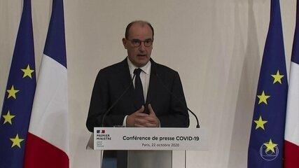Na Europa, depois da Espanha, a França ultrapassou um milhão de casos