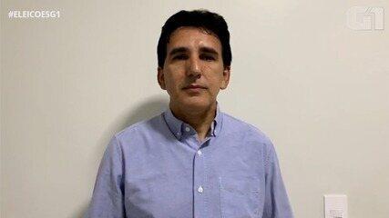 Professor Junior Geo fala suas propostas para o transporte público