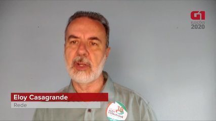 Veja a proposta de Eloy Casagrande para a educação