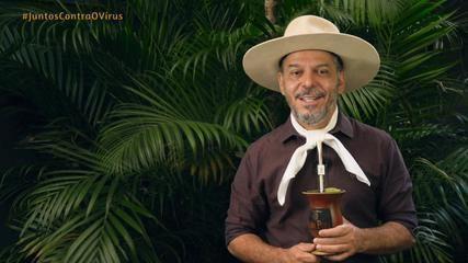 Reveja o segundo bloco do Galpão Crioulo deste sábado (24)