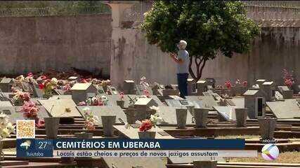 Família de Uberaba procura ajuda com custos para sepultar ente querido