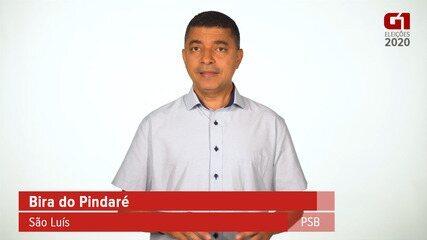 Bira do Pindaré (PSB) propõe uso de inteligência em ações da Guarda Municipal da capital