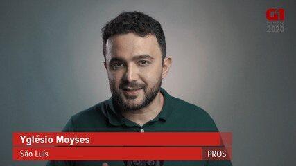 Yglésio Moyses (PROS) vai ampliar e modernizar a Guarda Municipal de São Luís