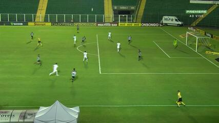 Confira os melhores momentos entre Figueirense 1 x 1 Juventude