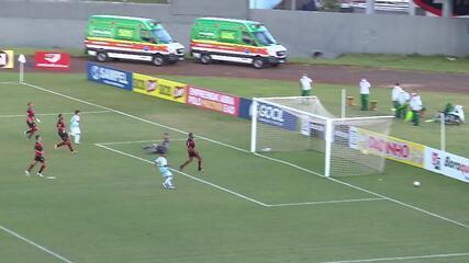 Gol do Londrina! Victor Daniel marca o gol da vitória