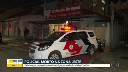 Policial Civil é morto em tentativa de assalto na Zona Leste de SP