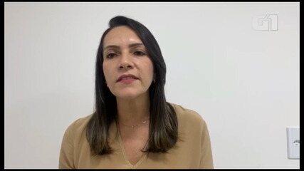 Candidata Danielle Garcia fala sobre o tema mobilidade