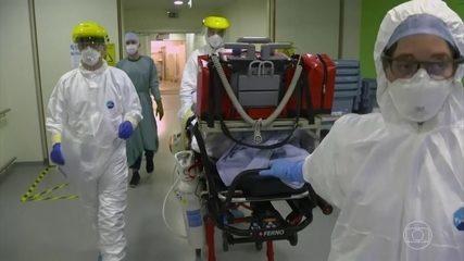 Novo pico de Covid na Europa já começa a ter impacto no número de mortes