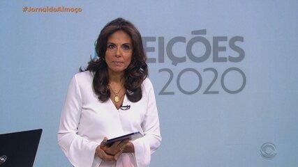 Confira as agendas dos candidatos à Prefeitura de Porto Alegre