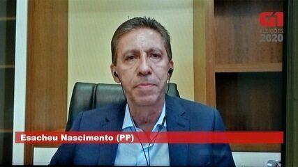 Esacheu Nascimento (PP) fala sobre saúde em Campo Grande