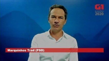Marquinhos Trad (PSD) fala sobre saúde em Campo Grande