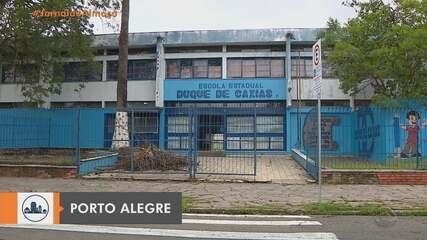 Número de escolas que retornaram às aulas presenciais é baixo em Porto Alegre
