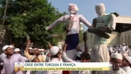 Crise entre França e Turquia