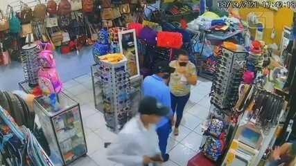 Polícia procura suspeitos de matar empresário, em Manaus.