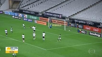 BDSP mostra a derrota do Corinthians e outras notícias do esporte