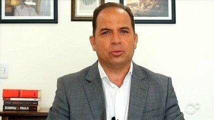 Candidato Silas Feitosa fala sobre propostas para transporte público em Jundiaí
