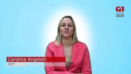 Carolina Angelelli (PDT) resume proposta para o esporte em Piracicaba