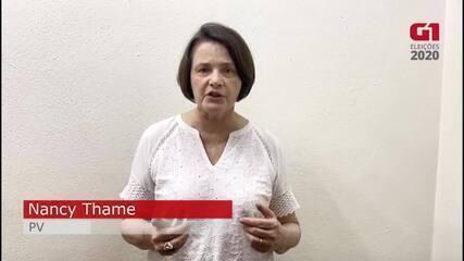 Nancy Thame (PV) resume proposta para o esporte em Piracicaba