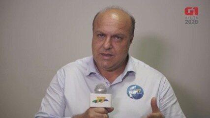 Zacarias Piva (PSL) fala sobre o trânsito em Varginha