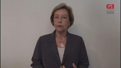Suely Vilela (PSB) fala sobre IPM em Ribeirão Preto