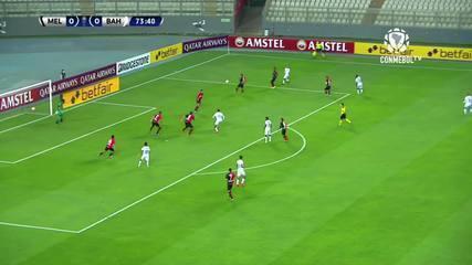 Melhores momentos de Melgar 1 x 0 Bahia pela Copa Sul-Americana