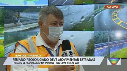 Feriado prolongado deve movimentar estradas da região