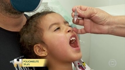 Campanha de multivacinação é prorrogada em vários estados