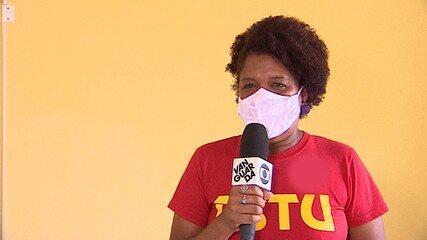Candidata Raquel de Paula (PSTU) fala sobre educação