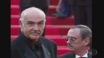 Sean Connery, ícone do cinema, morre aos 90 anos